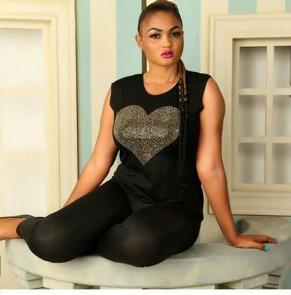 Has actress Salma Aminu dumped actor, Vincent Opurum, for Abuja big boy?