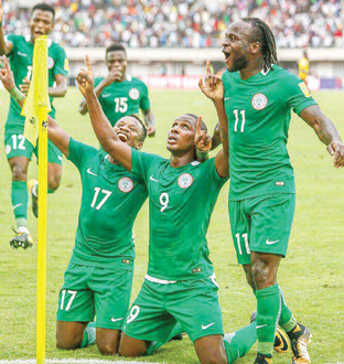 WAFU Cup: Okpotu, Moses fire Nigeria into semi-final