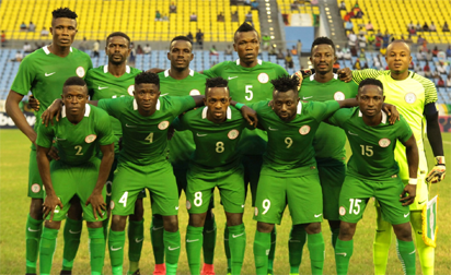 2018 World Cup: Nigeria, Tunisia, Egypt eye tickets