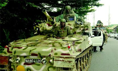 Army to commence Operation Crocodile Smile in South-South, South-West after Python II