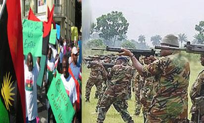 South-East Govs deny backing Nigerian army's inversion of Kanu's home, set up investigative committee