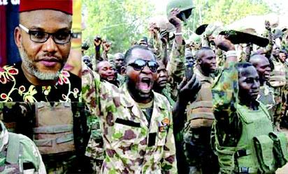 Biafran 'Zoology' and the politics of terrorism
