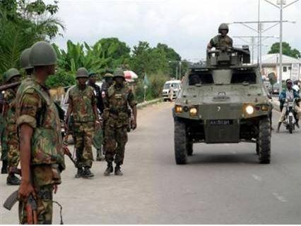 Troops ambush Boko Haram terrorists, recover weapons, motorcycle