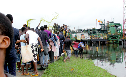 Belema: Protesters still in control, scuttle oil production