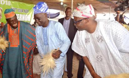 Gov. Ayo Fayose declares for 2019 Presidential Election