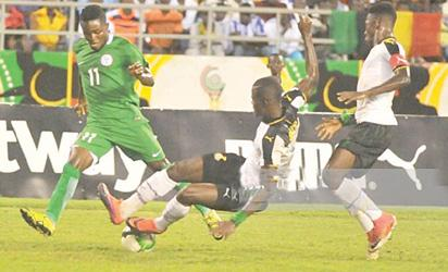 WAFU Nations Cup final: How Eagles crashed 4-1 to Ghana