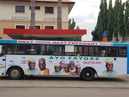 2019: Fayose's declaration for Presidency a politically naive move – FCT residents