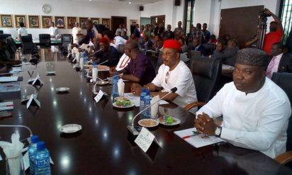 East governors are after their selfish interest - IPOB