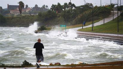 Another Hurricane, Katia warms up after Harvey, Irma, strengthens to Category Two