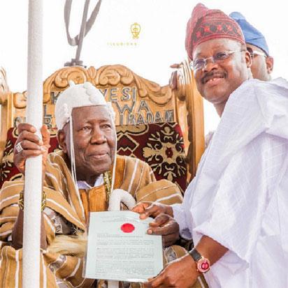 Untold story of coronation of Ibadan kings