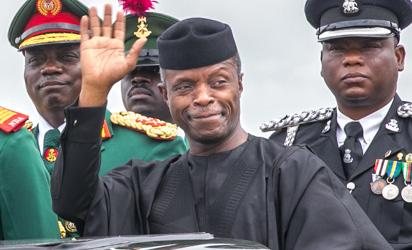 I  ve no plan to run for president 2019 – Osinbajo