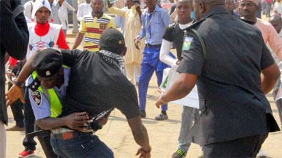 Police Inspector detained for shooting three farmers over N50 bribe