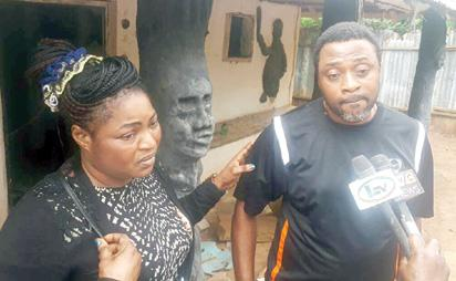 Police rescue couple, demolish shrines used by ritualists, kidnappers in Ikorodu