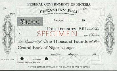 Foreign investors drive treasury bills  subscription in excess of N418bn