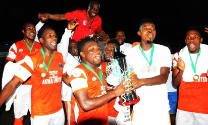 AITEO Cup: Quality of play should be better next year, Akanni says