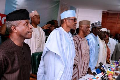 2019: APC NEC defers President Muhammadu Buhari's endorsement