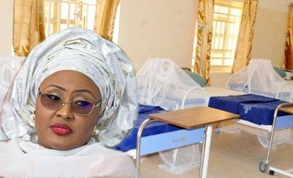 Aisha Buhari clinic