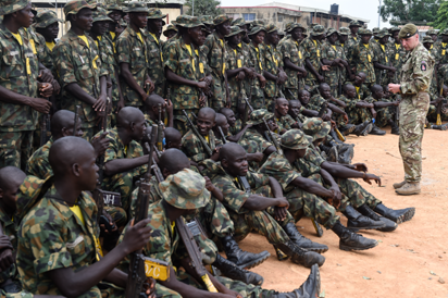 Troops kill two insurgents in Sambisa Forest