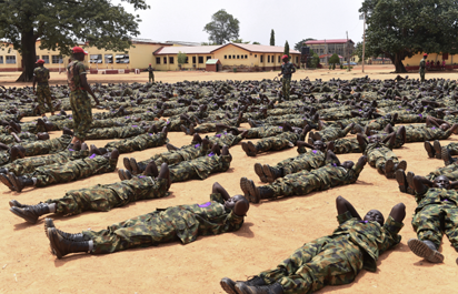 Nigerian military hands over 760 Boko Haram suspects for local reintegration