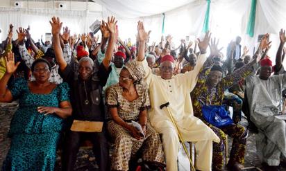 We believe we are all one, one Nigeria forever – Biafran war veterans