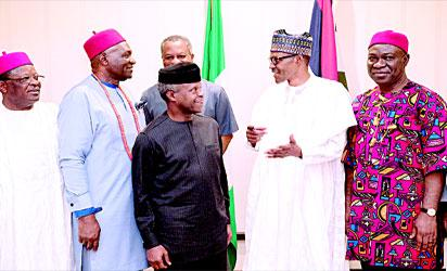 Buhari insists he's fair to Ndigbo in appointments
