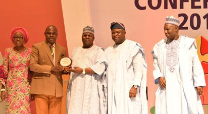 Photos: Ambode, others at  17th Annual National Women's Conference
