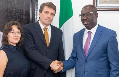 We want stolen Benin artefacts returned – Obaseki