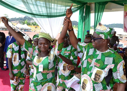 Ekiti council elections will be free and fair - Governor Fayose