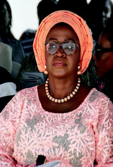 I wanted to be an air hostess but mum said 'no' – Funsho Adegbola