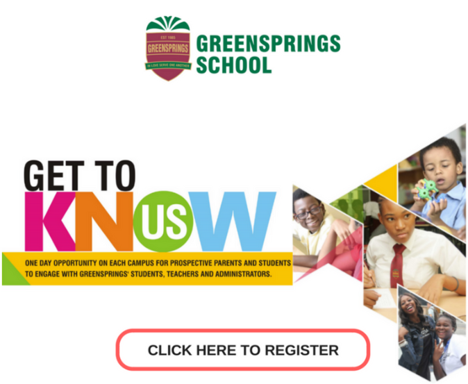 Greensprings Organizes Open House for Prospective Parents [FREE FOR PARENTS]