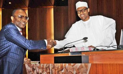 Corruption Allegation: Anxiety as Kachikwu meets Buhari