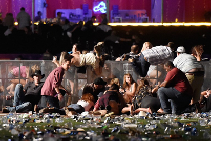 More than 20 killed, 100 injured in Las Vegas shooting — Police