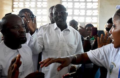 Liberia Decides: Weah, Boakai in final presidential battle