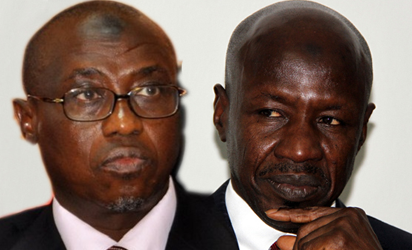 House summons:  We'll use mechanism of law to get you, Reps tell Magu, NNPC, others