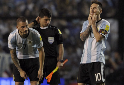Messi and Argentina fight for World Cup lives