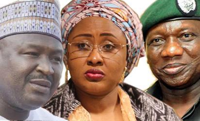 IGP exposed Buhari's wife, others – Misau