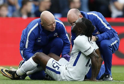 Chelsea blame Nigeria for Moses injury