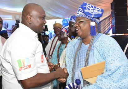 Lagos stands with Tinubu on devolution of powers, federalism- Ambode