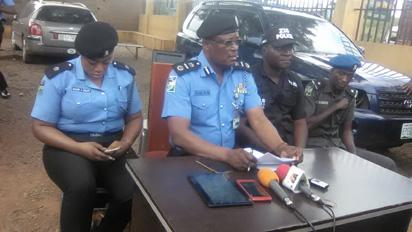 Robbers who shot police, carted AK 47 with 30 live ammunition  arrested