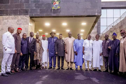 Southern Nigerian Governors Call for Devolution of Powers
