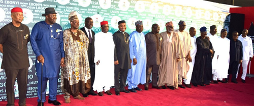 Live Report: Southern Governors' summit 2017