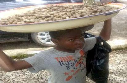 Sunday, Nwa granut of Oko Poly: I want to be a student, but…