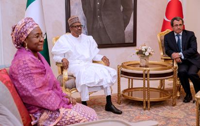 Aisha Buhari unveils Presidential Diary Magazine