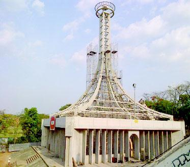 Zik's mausoleum not completed 21 years after death