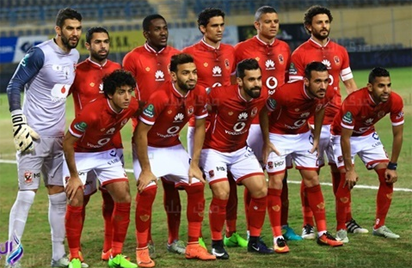 Ahly score record six goals to reach final