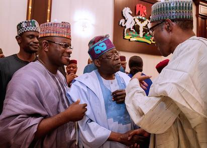 2019: APC govs back automatic ticket for Buhari