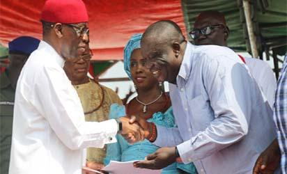 2019: Okowa Says no discrimination against decampees to PDP