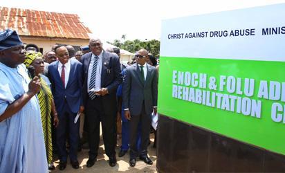 Be vigilant of drug addiction signs, Ambode tells parents, guardians