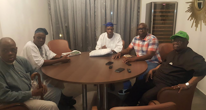 S-West PDP chieftains meet over party chairmanship slot