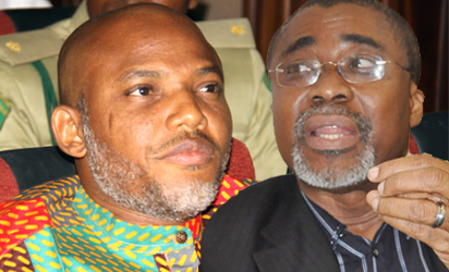 Kanu's co-defendants seek separate trial as Fani-Kayode asks Army to produce Kanu